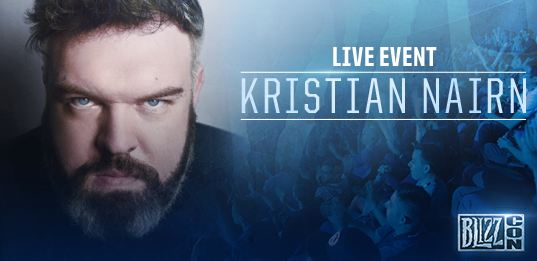 Blizzcon Special Event With DJ Hodor