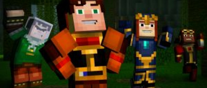 Minecraft: Story Mode Episode 5: Order Up