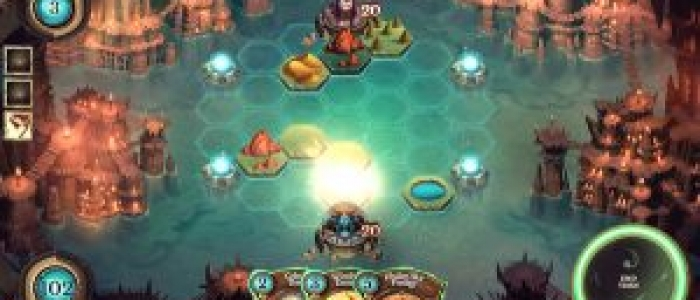 Faeria: The CCG Mixed With a Board Game