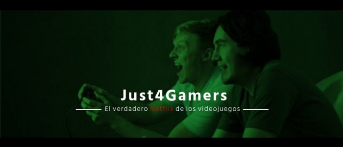 Just4Gamers a Netflix for Video Games