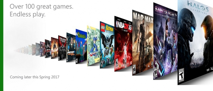 Netflix for Video Games Releases Today