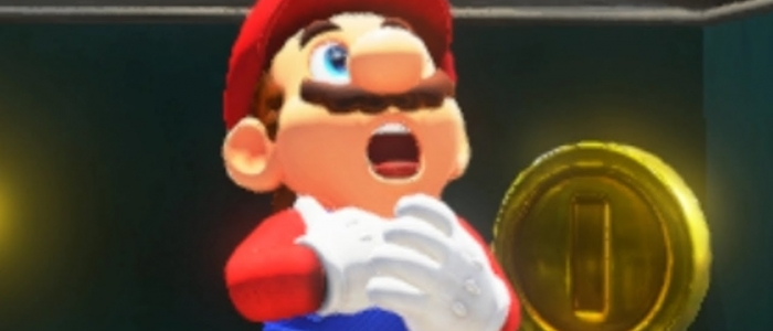 Sonic has Rings and now Mario has Coins