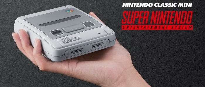 Nintendo takes back control over SNES Mini sales