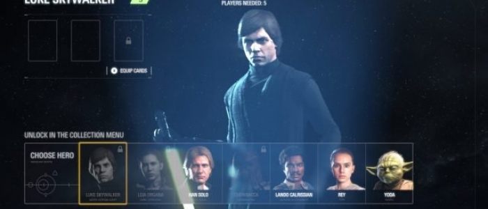 Battlefront II's Locked Hero controversy and EA's response and fix