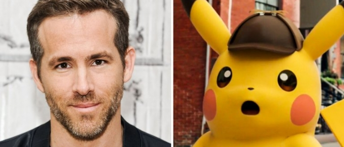 The  official voice of Pikachu in the upcoming movie