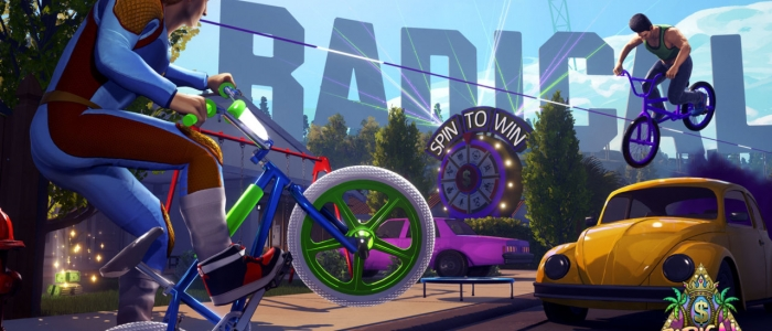 Radical Heights isn't taking itself too seriously
